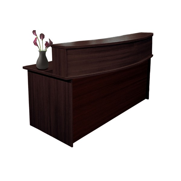 Γραφείο reception wenge 180x90x105