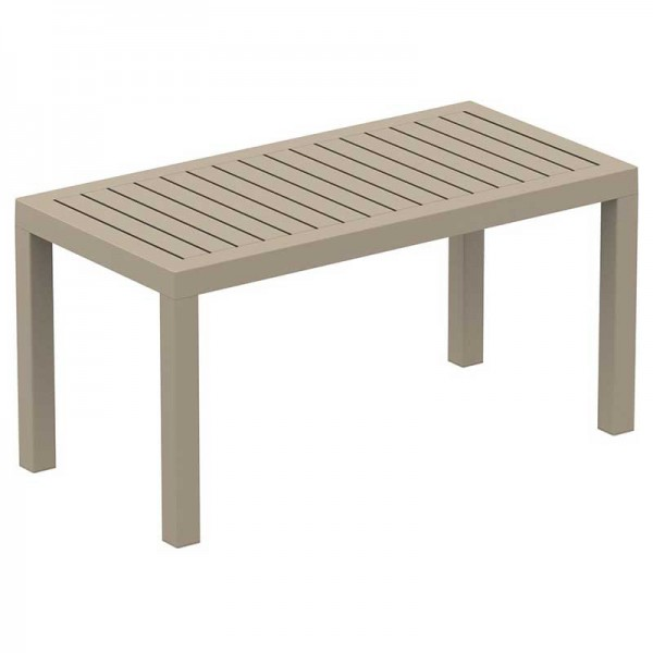 Τραπέζι κήπου Ocean Table 069 Siesta Dove grey 90x45x45